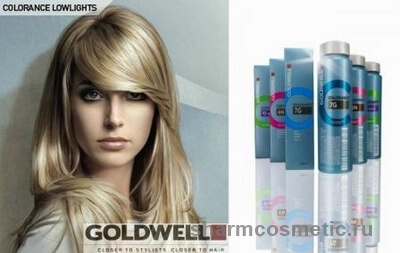 colorance goldwell